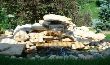 Castle Rock Waterfall Picture