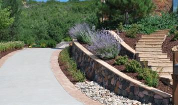 Castle Rock Hardscaping Picture