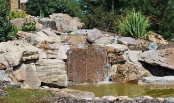 Castle Rock Waterfall Photo
