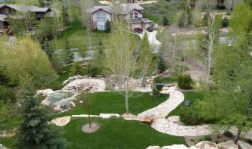 Castle Rock Landscaping Picture