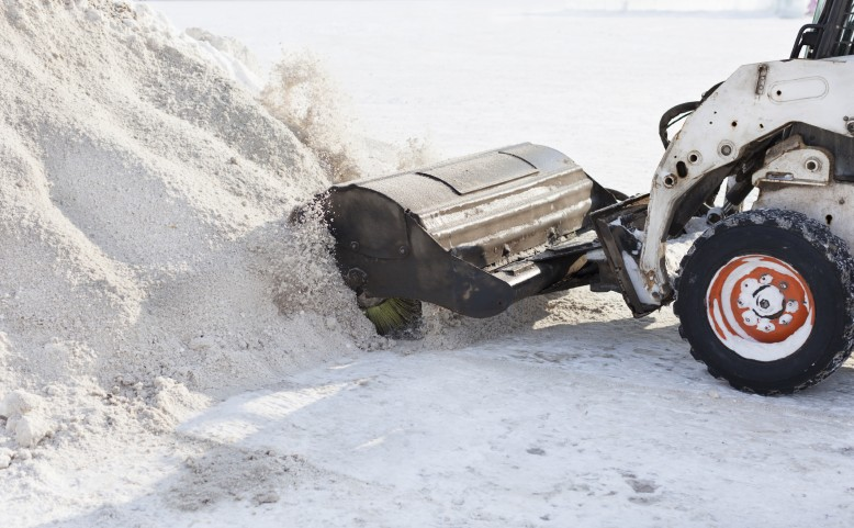 Castle Rock Commercial and Residential Snow Removal for businesses and homeowners