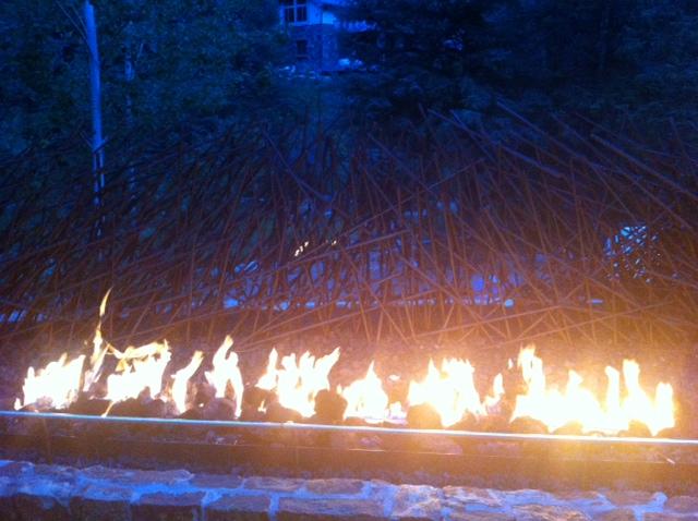 Castle Rock Fire Pit Picture
